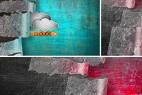 AE模板:金属质感纸张撕裂揭开LOGO展示 Metal Peal-off Logo Reveal