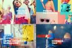 AE模板:时尚动感图文包装展示 Universal Slideshow