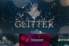 AE模板:优雅金色闪耀粒子汇聚LOGO标志片头 Glitter Particles | Logo Reveal Pack
