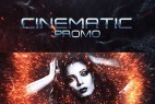 AE模板:大气震撼史诗火星粒子特效影视片头 Cinematic Promo