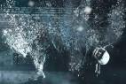 AE模板:图层粒子消散破碎特效动画 Motion Particles - Photo Toolkit