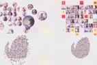 AE模板:多张图像汇聚LOGO标志片头 Multi-Image Logo Reveal V.5 (10in1)