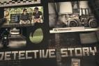 AE模板 : 悬疑侦探杂渍风格片头 Detective Story