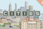 AE模板:城市建筑楼房MG卡通动画元素 Cities Animation