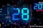 AE模板:2018新年倒计时片头 New Year Countdown 2018