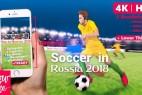 AE模板:世界杯足球比赛片头包装 Soccer