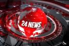AE模板:《新闻24小时》电视新闻节目栏目包装片头 24 Broadcast News - Complete Package