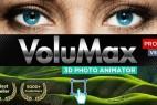 AE模板-风景人像照片转3D效果摄像机推拉旋转景深动画 VoluMax Pro (更新到V5)
