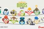 AE模板-卡通拟人化小鸟角色MG动画元素包 Explainer Birds Toolkit