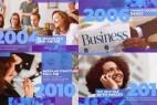 AE模板-公司企业时间线发展历程史介绍展示 Corporate History Timeline