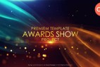 AE模板-公司年会活动颁奖典礼文字标题开场片头 Awards Opener