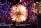 视频素材+AE模板-可编辑的喜庆节日婚礼新年活动晚会烟花爆炸动画 Editable Fireworks Template