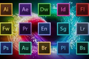 Adobe CS6-2020 Mac/Win 软件中文/英文破解版免费下载 全家桶单独软件+大师版合集