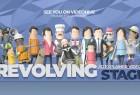 AE模板-卡通三维人物场景背景元素动画MG介绍片头