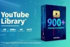 Premiere/PR模板预设-900+无缝视频转场文字标题包装宣传字幕片头动画
