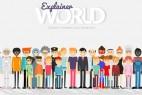 AE模板+PR预设-时尚清新扁平化卡通人物角色场景图标MG动画工具包