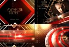 AE模板-晚会活动颁奖典礼包装介绍开场片头 Awards Show Broadcast Pack