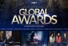 AE模板-精美粒子特效颁奖晚会公司年会活动宣传包装视频 Global Awards