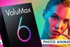 AE模板-风景人像图片转3D效果摄像机推拉旋转景深动画 VoluMax Pro V6