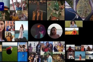 Premiere/PR预设-视频图片分屏插件预设动画