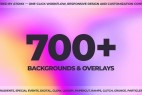 AE脚本-700组无限循环背景动画预设破解版