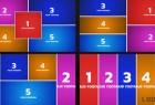 AE模板+PR预设+FCPX插件-87组视频分屏动画预设