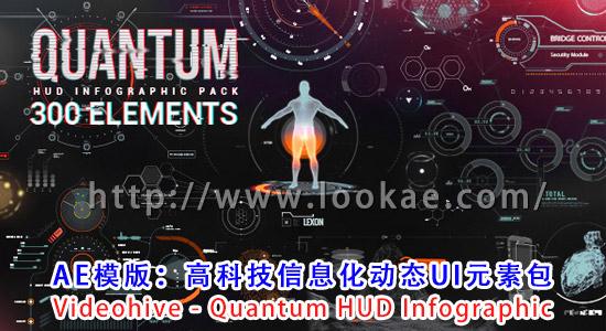 Quantum-HUD-Infographic