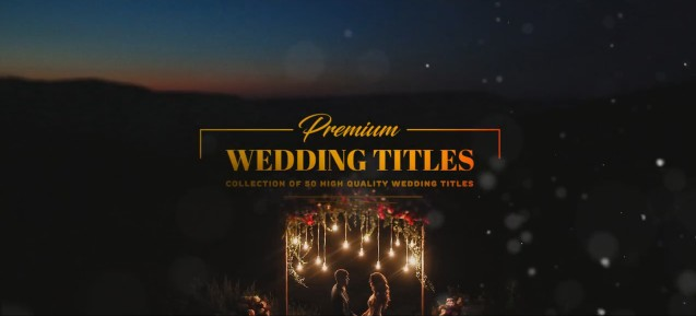premium-wedding-titles