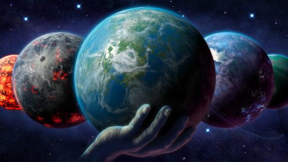 AE模板-三维地球星球制作工具包 Planet Maker