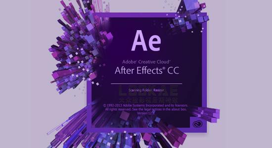 AE CC 软件中文英文完整破解版 Adobe After Effects CC Win/Mac