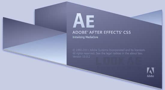 AE CS5 软件中文英文完整破解版 Adobe After Effects CS5 Win64